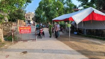 Bắc Ninh: Cách ly xã hội huyện Thuận Thành từ 14h chiều nay