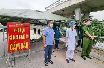 26 tỉnh, thành phố có người mắc COVID-19, 442 ca lây nhiễm cộng đồng