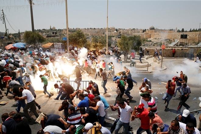 """Quốc tế quan ngại tình trạng """"báo động đỏ"""" tại Jerusalem"""