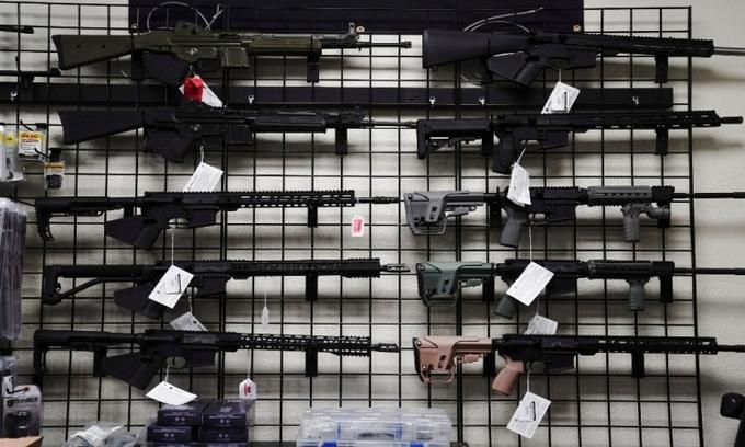 Ít nhất 10 vụ xả súng ở Mỹ cuối tuần qua