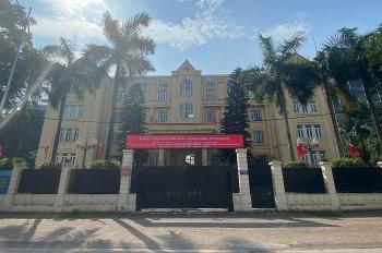 Tạm đình chỉ công tác Phó trưởng Công an quận Tây Hồ, Hà Nội