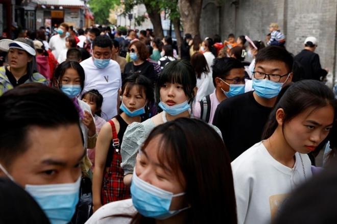 Dân số Trung Quốc vượt mốc 1,4 tỷ người