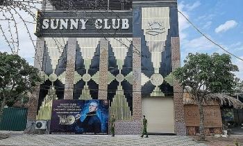 Khởi tố vụ án truyền bá văn hoá đồi trụy liên quan bar Sunny