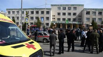 Nga: Xả súng tại trường học, ít nhất 9 người chết