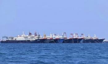 Việt Nam lên tiếng về gần 300 tàu Trung Quốc ở Trường Sa