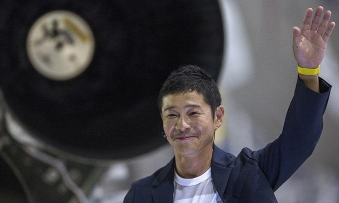Nga sắp đưa tỷ phú Nhật lên ISS