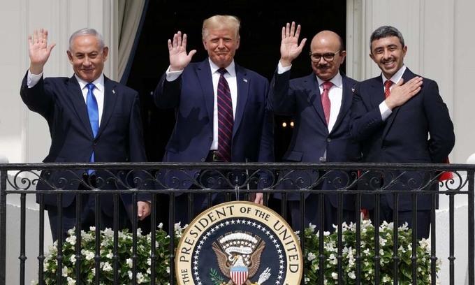"""Di sản """"Trung Đông mới"""" của Trump sụp đổ"""