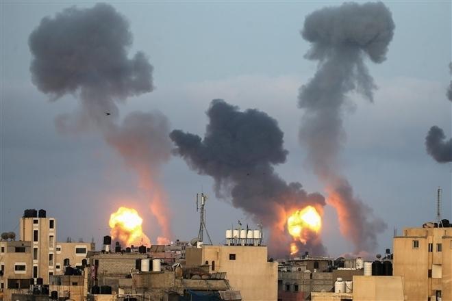 Israel bị nghi đưa quân tấn công dải Gaza