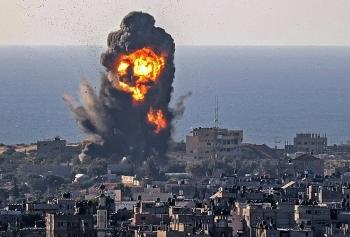 Israel bị nghi dùng bom hoá học ở Gaza