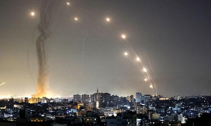 Hamas   nhóm chiến binh Gaza đối đầu Israel đến cùng