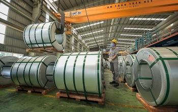 Tiêu thụ và xuất khẩu thép 4 tháng tăng vọt