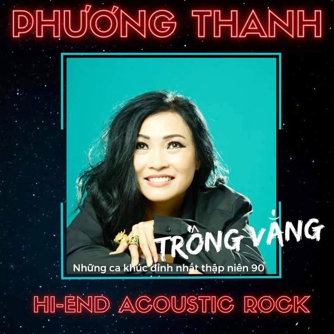 Ca sĩ Phương Thanh tái xuất, vẫn mạnh mẽ và trữ tình ảnh 2