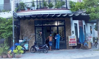Chủ quán mỳ Quảng dương tính SARS-CoV-2, Đà Nẵng khẩn tìm người liên quan