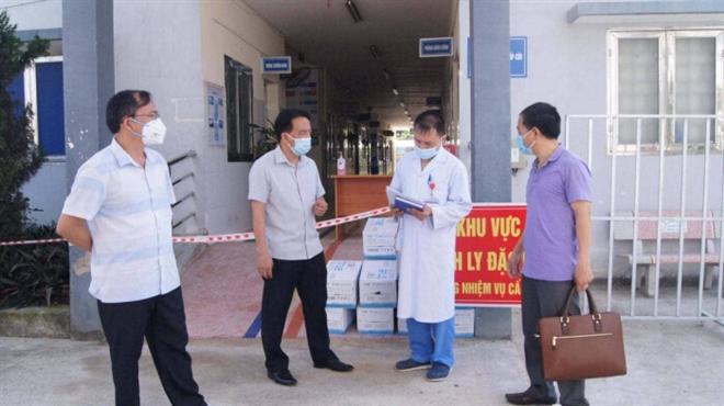 Điện Biên ghi nhận thêm 7 ca dương tính SARS-CoV-2 chưa rõ nguồn lây