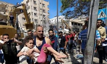 Ngày đẫm máu nhất trong giao tranh Israel - Hamas