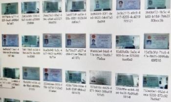 CMND bị rao bán công khai trên mạng: Bộ Công an vào cuộc kiểm tra