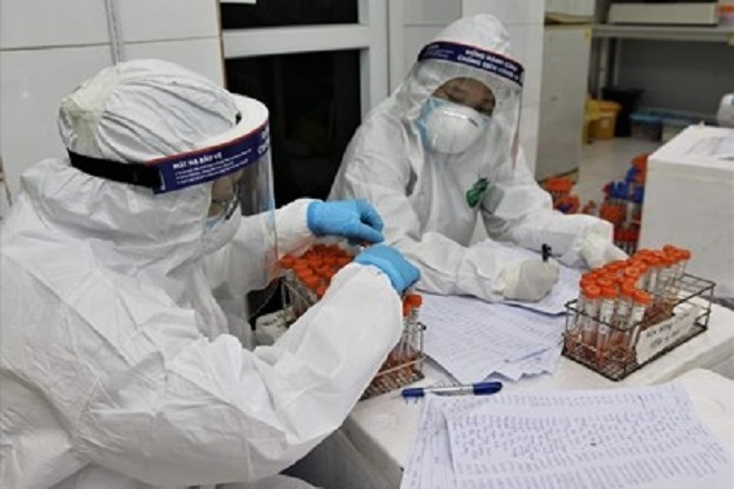 Điện Biên ghi nhận thêm 4 ca dương tính SARS-CoV-2, là F1 của BN3758