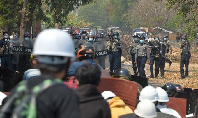 Mỹ áp thêm trừng phạt chính quyền Myanmar