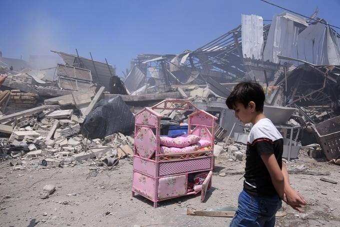 Xung đột Israel - Hamas dấy lên câu hỏi tội ác chiến tranh