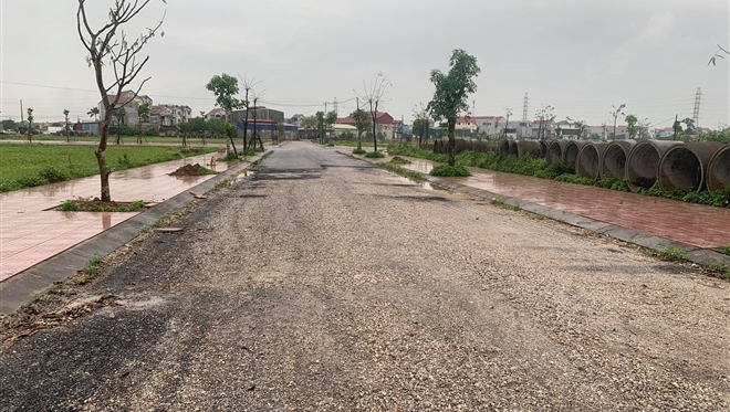 Sau cơn sốt hầm hập, bất động sản các tỉnh quanh Hà Nội 'đóng băng' do COVID-19
