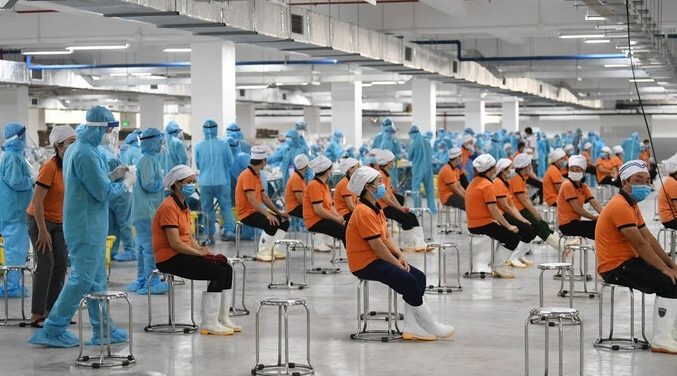 Bắc Giang dừng hoạt động 4 khu công nghiệp