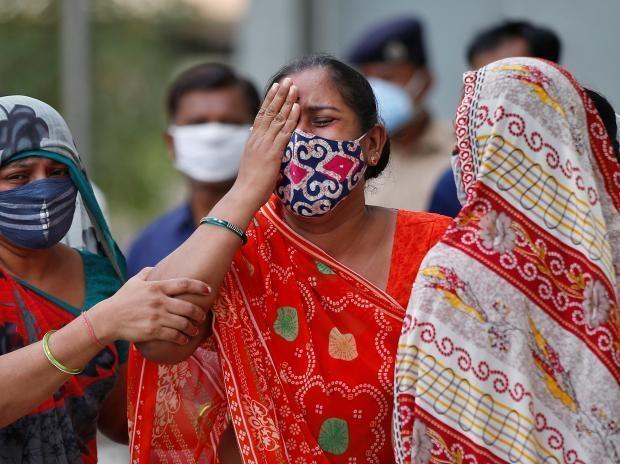 Người chết vì COVID-19 ở Ấn Độ cao nhất từ trước đến nay