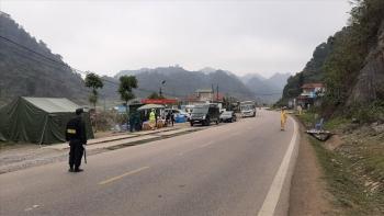 Trường hợp dương tính với SARS-CoV-2 đầu tiên ở Sơn La không có biểu hiện bệnh