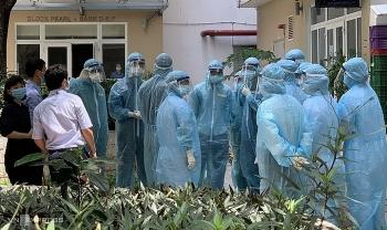 Người nghi mắc Covid-19 ở TP HCM