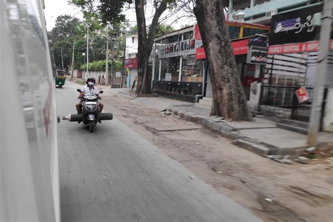 Cuộc chiến sinh tồn trong tâm dịch COVID-19 ở Ấn Độ - 4