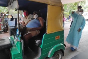 Cuộc chiến sinh tồn trong tâm dịch COVID-19 ở Ấn Độ