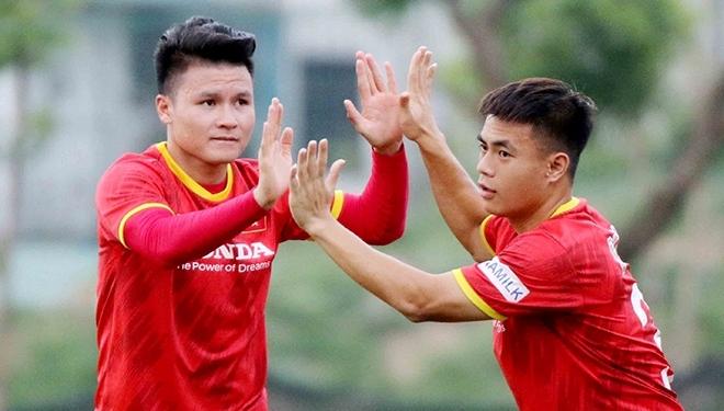 Đang tập trung đấu vòng loại World Cup, cầu thủ tuyển Việt Nam bầu cử thế nào?