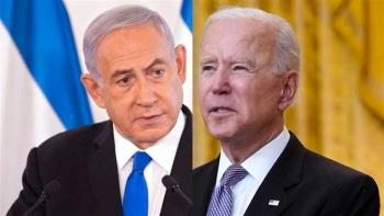 Ông Netanyahu bác kêu gọi giảm leo thang của Biden, tuyên bố tiếp tục tấn công