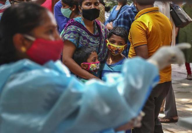 Đại dịch Covid-19 và cuộc khủng hoảng trẻ mồ côi ở Ấn Độ ảnh 4