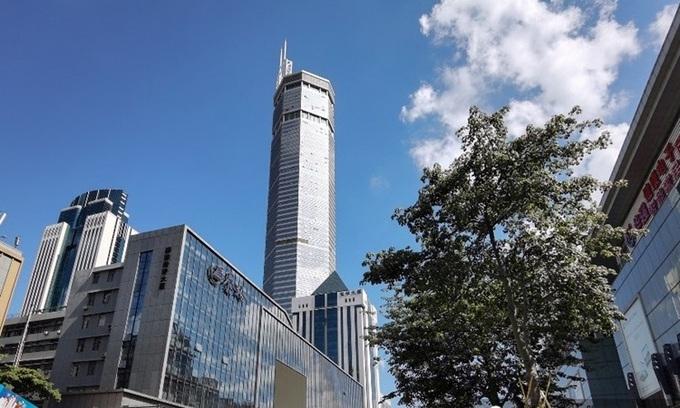 Trung Quốc nêu lý do tháp chọc trời bị rung lắc