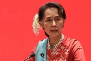 Uỷ ban bầu cử Myanmar giải tán đảng của bà Aung San Suu Kyi