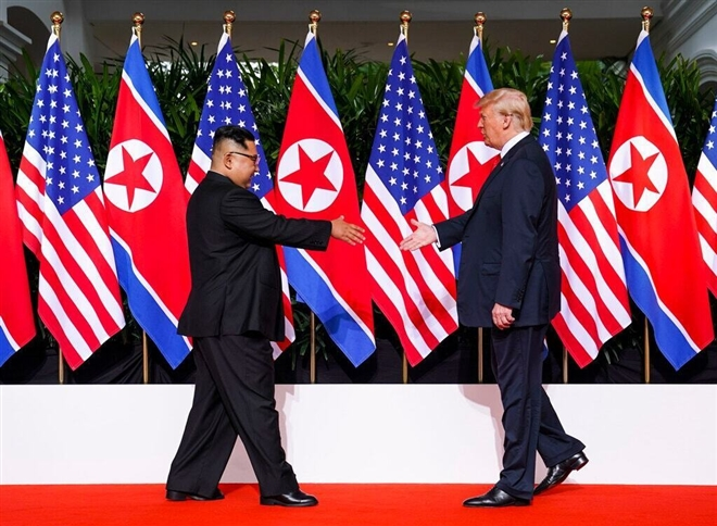 Kho vũ khí hạt nhân Triều Tiên - Bài toán hóc búa bậc nhất với Tổng thống Biden - 2