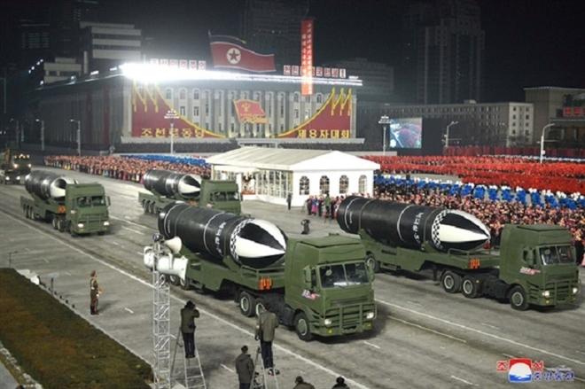 Kho vũ khí hạt nhân Triều Tiên - Bài toán hóc búa bậc nhất với Tổng thống Biden - 1