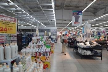 Hà Nội tìm người đến siêu thị Big C Thăng Long