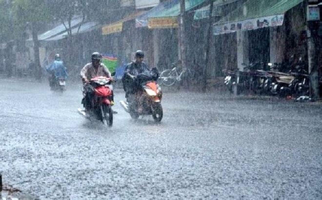 Cả nước mưa dông, nguy cơ lũ quét và sạt lở đất nhiều nơi - 1