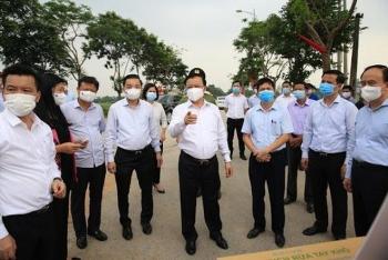 Bí thư Thành ủy Hà Nội: Phong toả theo từng điểm, chưa tính tới cách ly toàn thành phố