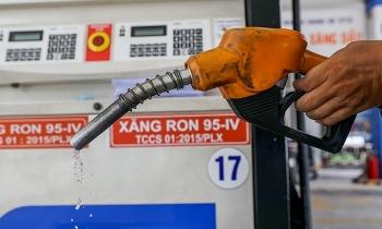 Giá xăng, dầu giữ nguyên