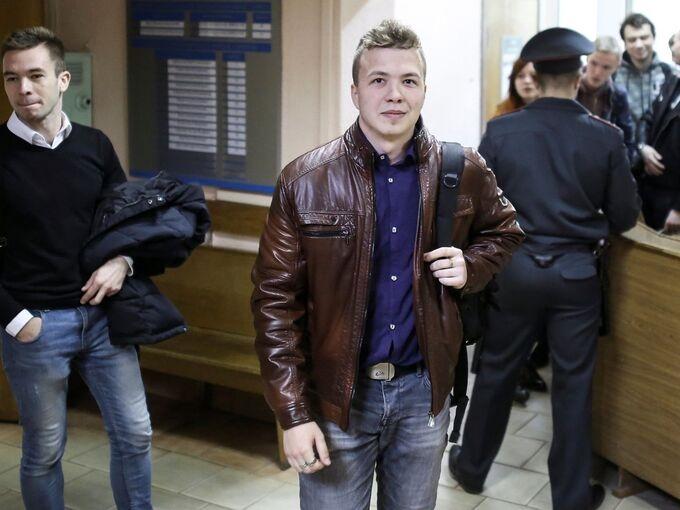 Lý do Belarus chọc giận phương Tây để bắt nhà báo đối lập