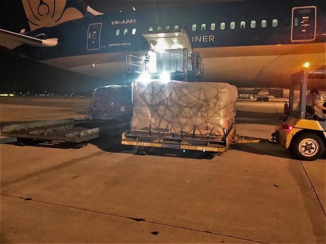 10 tấn vải thiều đầu tiên của Bắc Giang đi Nhật trên siêu tàu bay Vietnam Airlines ảnh 2