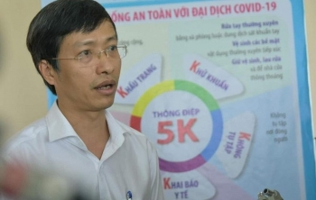 GS.TS Phan Trọng Lân: Một người nhiễm biến thể B.1.1.7 có thể lây cho 7 người khác