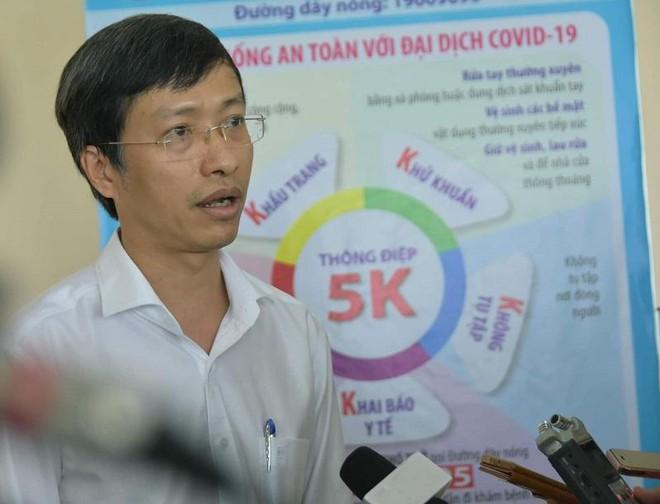 GS.TS Phan Trọng Lân: Một người nhiễm biến thể B.1.1.7 có thể lây cho 7 người khác ảnh 1