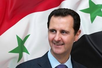 Đắc cử lần thứ tư liên tiếp, Tổng thống Assad nắm quyền thêm 7 năm