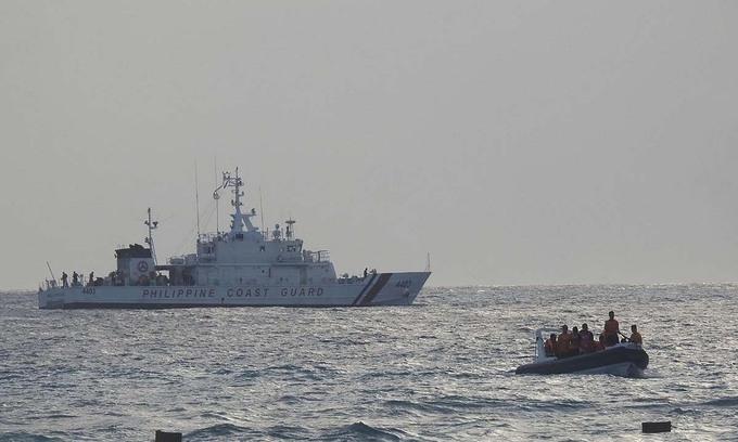 Philippines tăng 8 lần số chuyến tuần tra Biển Đông