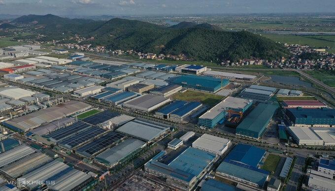 Ngăn dịch tái xâm nhập nhà máy ở Bắc Giang, Bắc Ninh
