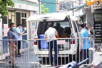 Thêm 6 ca dương tính SARS-CoV-2 ở Hà Nội