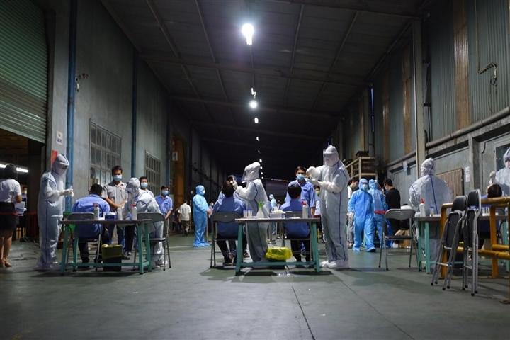 TP.HCM kêu gọi người liên quan Hội thánh truyền giáo Phục Hưng khai báo y tế - 1